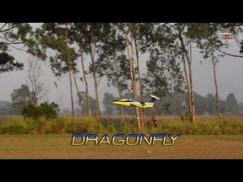 HobbyKing – DragonFly EDF Balsa/Ply Park Jet (ARF) video