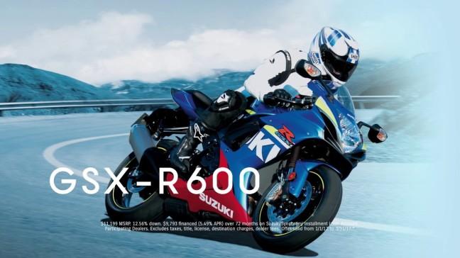 Suzuki Winter Closeout