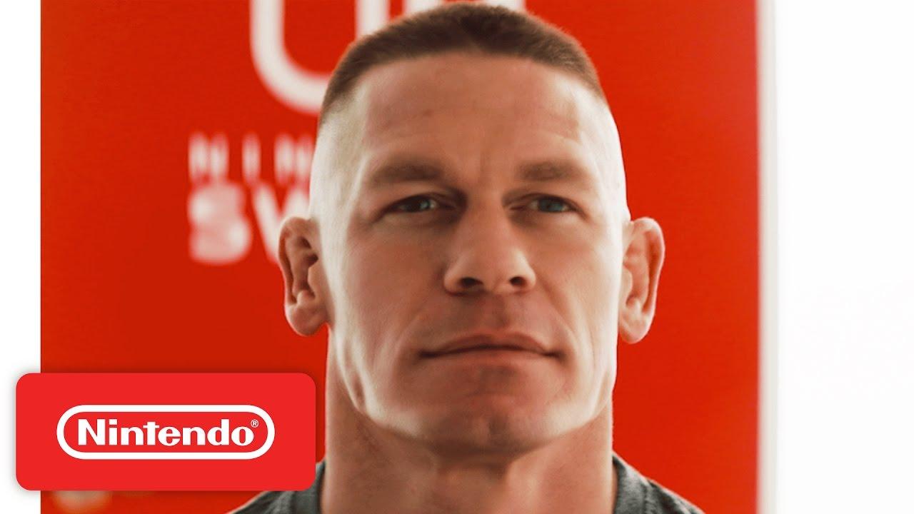 John Cena Plays