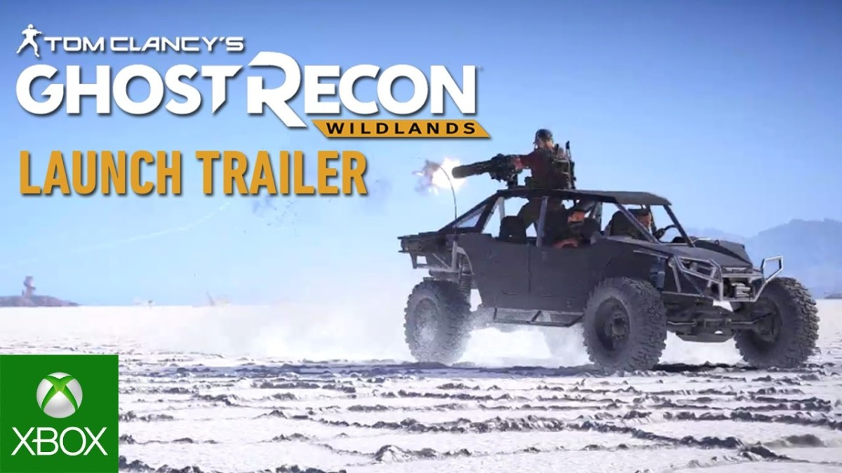 Tom Clancy's Ghost Recon Wildlands launch trailer