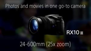 Sony | Cyber-shot | RX10 III