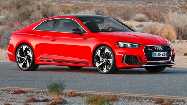 2017 Audi RS 5 450hp
