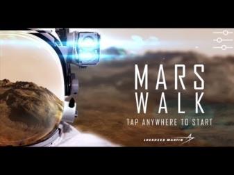 Mars Walk Virtual