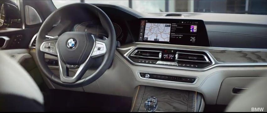2019 BMW X7 – Interior Exterior Official Launchfilm