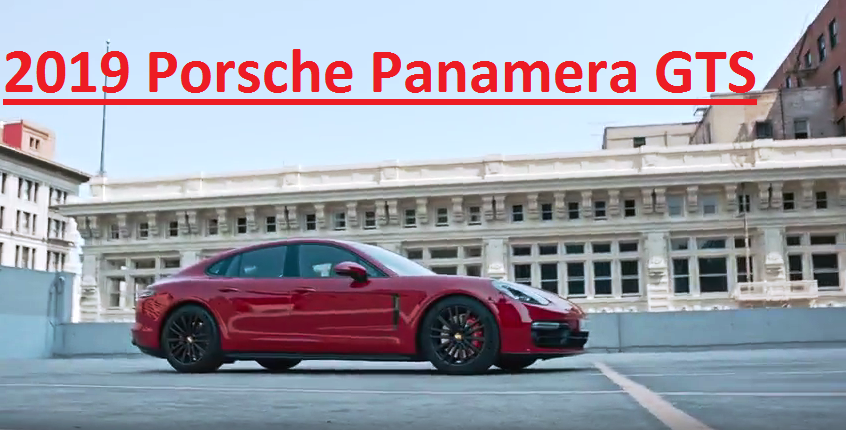 2019 Porsche Panamera GTS – Introduction video